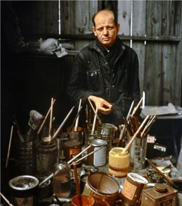 Jackson Pollock - Artist Art Paintings Abstract Expressionism